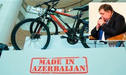 Fazil Məmmədovun velosipedləri - Sabiq nazirin batan biznesi