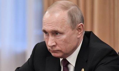 Putin jurnalistə görə 2 polis generalını işdən azad edib