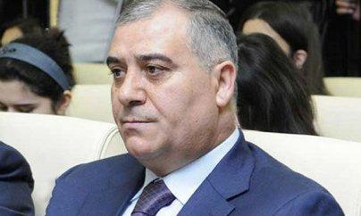 Zakir Qaralov Əli Nağıyevin yerinə təyinat etdi
