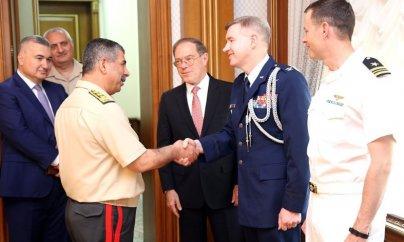 ABŞ Azərbaycana yeni hərbi attaşe təyin edib