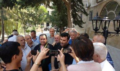 Azad Həsənov azadlığa buraxılıb