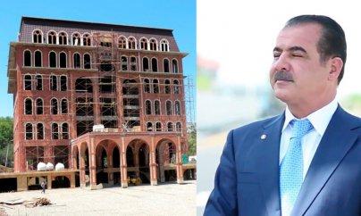 Elmar Vəliyevin Hacıkənddə baxımsız qalan otelindən görüntülər (FOTO/VİDEO)