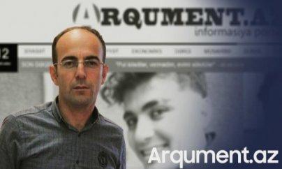 """""""Arqument.az""""a yenə kibermüdaxilə olub"""