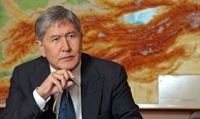 Atambayev dövlət çevrilişi və qətldə ittiham olunur