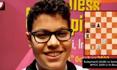 Azərbaycan şahmatçısı dünya çempionu oldu