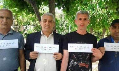 Şirvanda Müsavat fəalına 20 sutka həbs cəzası verilib