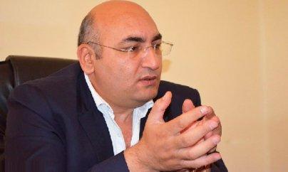 Partiya sədri naməlum şəxsi yaxaladı, polisə verdi - İqbal Ağazadənin evində olay