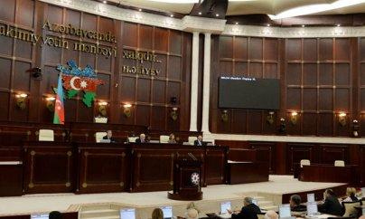 Milli Məclisin buraxılması haqqında qərar qəbul edildi
