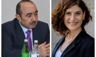 Deputatlığa namizəd Əli Həsənovun