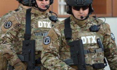 DTX daha bir icra hakimiyyətində əməliyyat keçirib, həbs olunanlar var