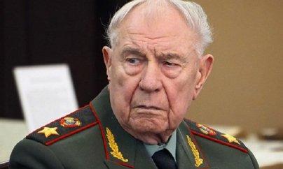 Yazov ölüb