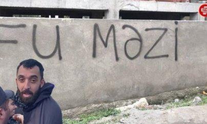 """""""Fu Məzi"""" yazan fəal həbsxanada aclıq aksiyasına başlayıb"""