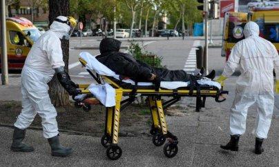ÜST: Dünyada 105,9 min nəfər koronavirusdan ölüb