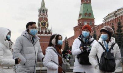 Rusiyada koronavirusa yoluxanların ümumi sayı: 36 793 nəfər