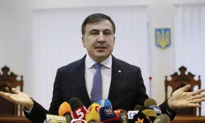 """Saakaşvili: """"Diktatorların hakimiyyəti sona çatır"""""""