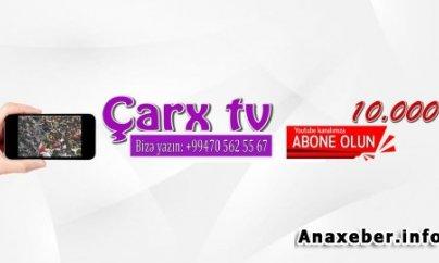 """Mediada yeni layihə: """"Çarx TV"""