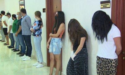 "DİN ""Fairmont Baku""da saxlanılanlarla bağlı məlumat yaydı (FOTO/ VİDEO)"