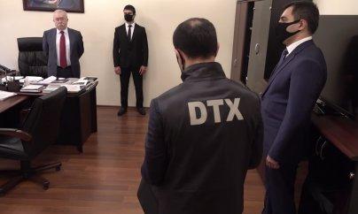 DTX həbs etdiyi XİN əməkdaşlarının adlarını açıqlayıb