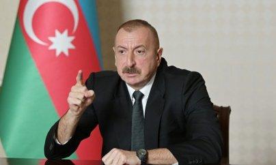 """İlham Əliyev: """"Kasıb adamın puluna göz dikmək vicdansızlıqdır"""""""
