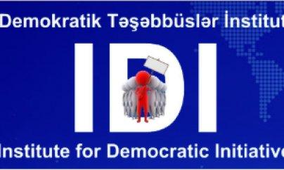IDI prezidentin köməkçisi ilə görüşdən imtina etməsini əsaslandırıb