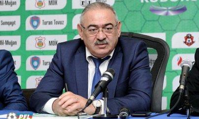 """Ramin Musayev: """"Dövlət icazə verərsə, kubokun finalını Qarabağda keçirmək istəyirik"""""""