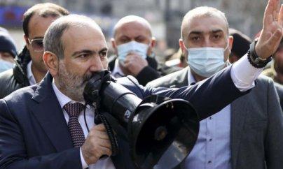 Nikol Paşinyan prezidentə ikinci dəfə müraciət etdi