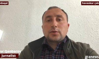 Həbsdə olan jurnalist azadlığa çıxdı