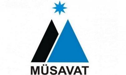 """Müsavat Şuşaya """"İsgəndər-M"""" raketinin atılması ilə bağlı bəyanat yaydı"""