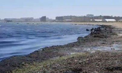 Sumqayıt Bulvarında kanalizasiya qoxusundan gəzmək olmur