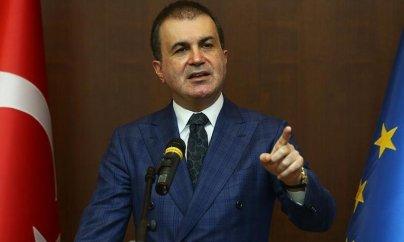 """Ömər Çelik: """"Türkiyə qaçqın düşərgəsi deyil"""""""