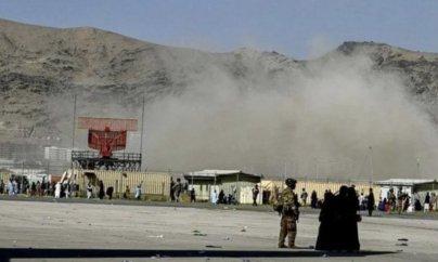 Kabil hava limanında partlayış: 13 nəfərin öldüyü bildirilir