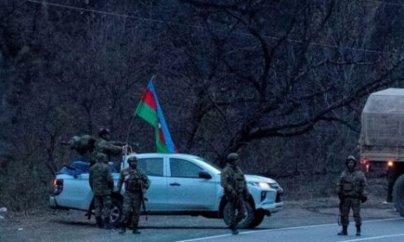 Gorus-Qafan yolunun bağlanması Ermənistan istisadiyyatını iflic edir