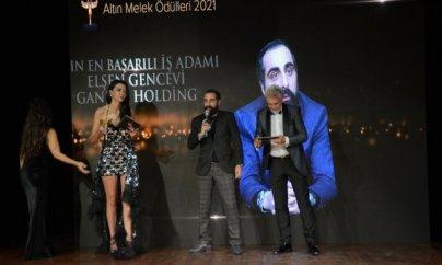Elşən Gəncəvi Türkiyədə mükafatlandırıldı