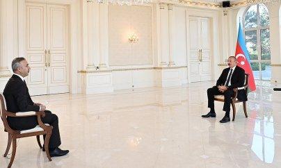 Prezident: İran niyə işğal dövründə o bölgədə hərbi təlim keçirmirdi?