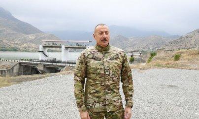 Əliyev Sarkisyana: