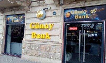 """""""Günay Bank""""da 54 milyon dollarlıq yeyinti – Bu vəsait hara sərf olunub?"""
