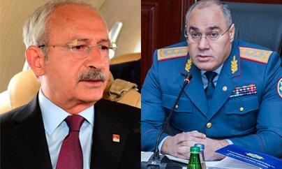 Kılıcdaroğlu Azərbaycan gömrüyündəki rüşvətdən danışdı: