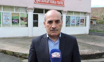 Nazirlik Kukla Teatrının direktoru mənimsəməyə görə işdən çıxarıb