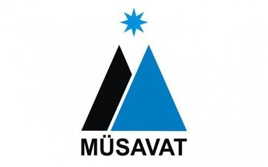 Müsavat Partiyası yanvarın 31-də yürüş-mitinq keçirəcək