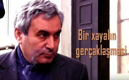 Jurnalist Elton Quliyev haqda film çəkdi-VİDEO