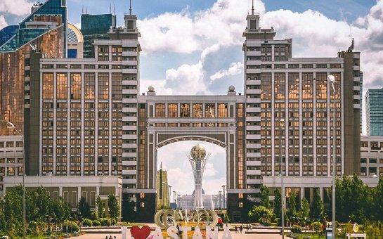 Astananın adı Nursultan oldu